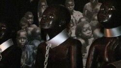 История афроамериканцев в восковых фигурах