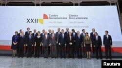 En la clausura de la cumbre en Portugal, España ratificó el buen momento que vive América.