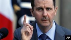 El presidente de Siria, Bashar al-Assad, dijo que no hay pruebas que relacionen a sus fuerzas armadas con el uso de armas químicas.