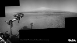 Mars Curiosity Ready for Its First Drive