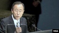 Sekjen PBB, Ban Ki-moon