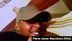 Armel Ntwari ni umurundi yapfiriye i Kigali