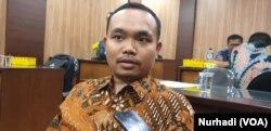 Jamaludin Ghafur. (Foto:VOA/Nurhadi)