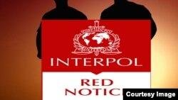 Thông báo Đỏ của Cảnh sát Hình sự Quốc tế (Interpol)