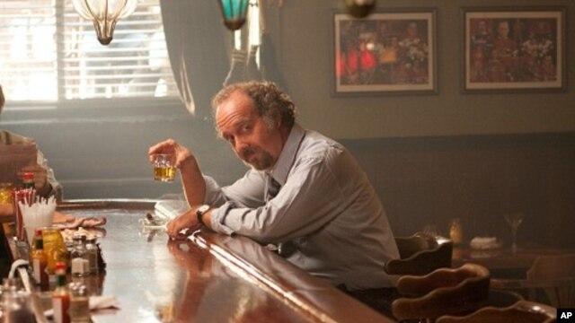 Paul Giamatti as Barney