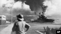 Harin da Japan ta kai tashar Pearl Harbor