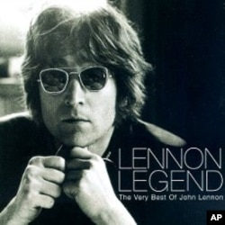 John Lennon's 'Legend' CD