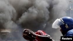 布隆迪政變後局勢動盪不安