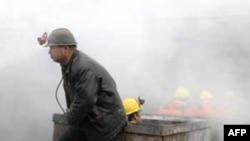 Khai thác than đá ở Trung Quốc