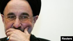 محمد خاتمی رئیس جمهوری اسبق ایران - آرشیو