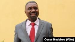Jorge Bom Jesus, primeiro-ministro de São Tomé e Príncipe
