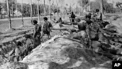 هند و پاکستان پس از تجزیه در سال ۱۹۴۷ تا کنون سه بار با هم جنگیده اند.