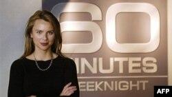 Nữ ký giả của đài CBS Lara Logan