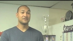 На 15-години, во американскиот гимнастичарски тим на Олимпијадата