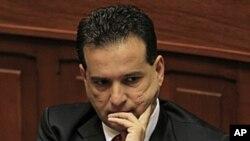 Peru's Vice President and Congressman Omar Chehade resigns, (File).