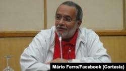 Mário Ferro, comunicador moçambicano