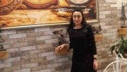 Sevinc Sadıqova: Bizi narazı insanları lentə alarkən saxladılar
