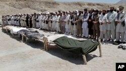 ننګرهار کې د افغان پوځ په عملیاتو کې د ملکي کسانو د وژلو ادعا