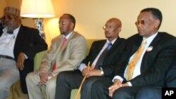 Washiriki katika mkutano wa Somalia na Somaliland mjini London