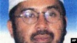 Foto Hambali alias Riduan Isamuddin alias Encep Nurjaman diambil dari daftar buronan laman Kepolisian Malaysia.