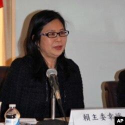 台湾大陆事务委员会主任委员赖幸媛