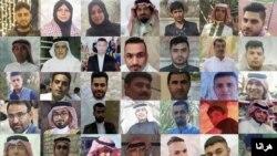 سایت خبری هرانا عکس دهها فعال مدنی عرب بازداشت شده در خوزستان را منتشر کرده است.