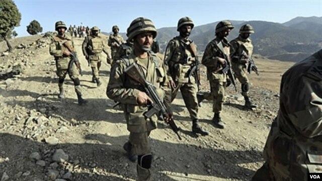 Operasi pasukan keamanan Pakistan berhasil menewaskan empat militan di kota Quetta (foto; dok).