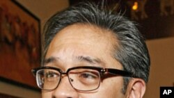 Indonesia's Foreign Minister Marty Natalegawa (File)