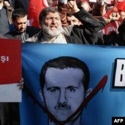 'Türkiye Suriye'ye Askeri Müdahale İstemiyor'