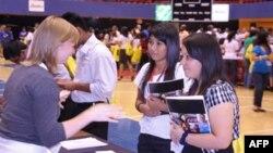 Amerika'da En Çok Çin'den Yabancı Öğrenci Var