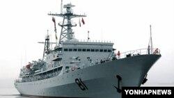 중국 함선 뤄양 호(자료사진)