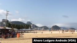 Plaža Kopakabana