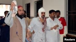 Đây là vụ nổ mới nhất trong làn sóng bạo lực phe phái đang leo thang tại Pakistan.