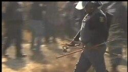 南非總統祖馬不同意在星期日釋放被捕礦工