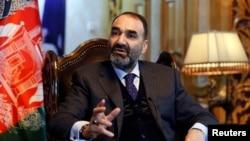 """آقای نور ادعای دستبرد در عواید گمرک حیرتان را """"اتهام دروغین"""" عنوان کرده است"""