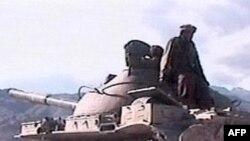 Cuộc tiến công vào Afghanistan được phát động chưa đầy một tháng sau vụ tấn công khủng bố ngày 11 tháng 9 năm 2001 ở Mỹ