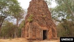 Sambor Prei Kuk Archaeological Site representing the Cultural Landscape of Ancient Ishanapura - Prasat N15 SE (So Sokun Theary)