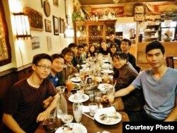 Para pekerja magang dan pegawai asal Indonesia yang bekerja di berbagai perusahaan teknologi di Silicon Valley, California, AS (foto: courtesy).
