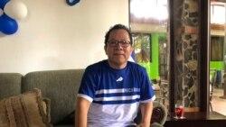 Entrevista con Miguel Mora, director de 100% Noticias Nicaragua luego de ser excarcelado