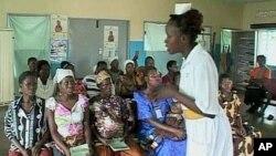 Angola e a saúde