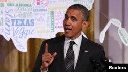 Obama pidió a la sociedad reflexionar sobre los aportes que cada uno debe hacer para enfrentar la violencia.