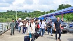 Thai Myanmar migrants