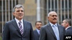 Cumhurbaşkanı Gül Yemen'de