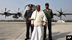 بھارتی وزیردفاع