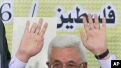 巴勒斯坦民族權利機構主席阿巴斯