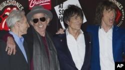 La banda, integrada por Mick Jagger, Keith Richards, Charlie Watts y Ron Wood, regresa con más fuerza.