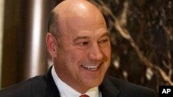 Ông Gary Cohn có tài sản trị giá tối thiểu là 230 triệu đôla.