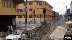 Čile: Hillary Clinton danas u posjeti području pogodjenom zemljotresom