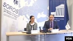 科索沃當地舉行的選舉論壇