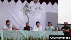 Myanmar CSOs Forum